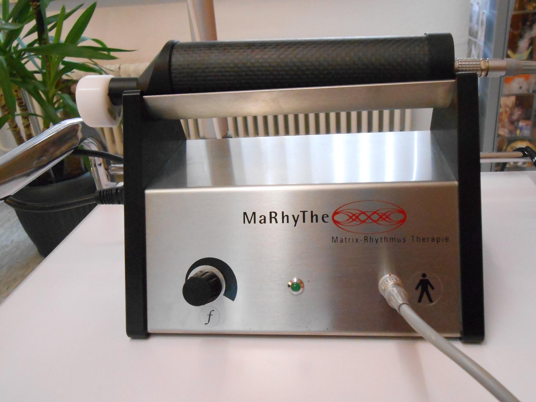 Praxis für Tierphysiotherapie München » Matrix- Rhythmus- Therapie